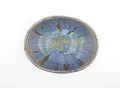 View Oval serving bowl in shape of rice bale digital asset number 5