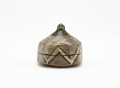 View Pentagonal incense box in Oribe style digital asset number 1