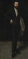 View Arrangement in Black: Portrait of F. R. Leyland digital asset number 0