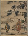 View Encounter of Yun-men Wen-yen and Fa-yen Wen-i digital asset number 1