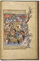 View <i> Matla&apos; al-sa&apos;dayn va majma&apos; al- bahrayn </i> (the Rise of the stars and the junction of the two seas) by Abd al-Razzaq ibn Ishaq al-Samarqandi (d.1482) digital asset number 1