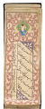 View Poetry anthology manuscript in safina format of 25 folios digital asset number 11