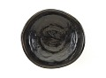 "View Tea bowl in Black Oribe style with mark ""Sobokai"" digital asset number 2"