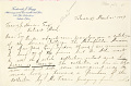 View Letters between Charles Lang Freer and Horace Newton Allen 1907 digital asset number 7