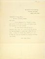 View Letters between Charles Lang Freer and Horace Newton Allen 1907 digital asset number 1