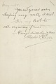 View Charles Lang Freer's correspondence with Cameron Currie, 1901-1919 digital asset number 4