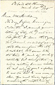 View Charles Lang Freer's letters to Frank Hecker during foreign travels digital asset number 6