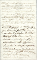 View Charles Lang Freer's letters to Frank Hecker during foreign travels digital asset number 5
