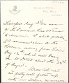 View Charles Lang Freer's letters to Frank Hecker during foreign travels, 1899-1903 digital asset number 10