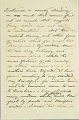 View Charles Lang Freer's letters to Frank Hecker during foreign travels, 1899-1903 digital asset number 1