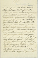 View Charles Lang Freer's letters to Frank Hecker during foreign travels, 1899-1903 digital asset number 5