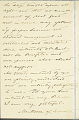 View Charles Lang Freer's letters to Frank Hecker during foreign travels digital asset number 7