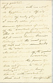 View Charles Lang Freer's letters to Frank Hecker during foreign travels digital asset number 10