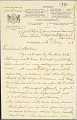 View Charles Lang Freer's letters to Frank Hecker during foreign travels, 1904-1908 digital asset number 6