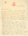 View Charles Lang Freer's letters to Frank Hecker during foreign travels digital asset number 4