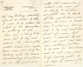 View Letter from Gustav Mayer of Obach and Co., London, to Charles Lang Freer digital asset: Letter from Gustav Mayer of Obach and Co., London, to Charles Lang Freer