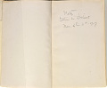 View Notes taken before Mr. Freer's collection in Detroit, November 4-11, 1907 digital asset number 5