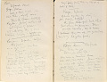 View Fenollosa, Ernest Francisco. Notes taken before Mr. Freer's Collection in Detroit. digital asset number 6
