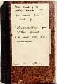 View Notes taken before Mr. Freer's collection in Detroit, November 4-11, 1907 digital asset number 6