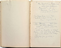View Notes taken before Mr. Freer's collection in Detroit, November 4-11, 1907 digital asset number 8