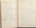 View Notes taken before Mr. Freer's collection in Detroit, November 4-11, 1907 digital asset number 1