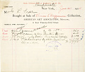View Record of Charles Lang Freer's purchase of Japanese paintings from the Thomas E. Waggaman Collection at American Art Association, New York digital asset: Record of Charles Lang Freer's purchase of Japanese paintings from the Thomas E. Waggaman Collection at American Art Association, New York