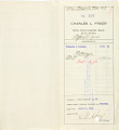 View Record of Charles Lang Freer's purchase of Chinese art objects from Yamanaka & Company, New York digital asset: Record of Charles Lang Freer's purchase of Chinese art objects from Yamanaka & Company, New York