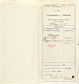 View Record of Charles Lang Freer's purchase of 13 Chinese paintings from the Pang Collection while in San Francisco digital asset: Record of Charles Lang Freer's purchase of 13 Chinese paintings from the Pang Collection while in San Francisco