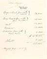 View Record of Charles Lang Freer's purchase of Chinese bronzes and jade from Lai-Yuan & Company. December 1915 digital asset number 3