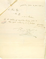 View Record of Charles Lang Freer's purchase of Chinese antiquities from A. W. Bahr digital asset: Record of Charles Lang Freer's purchase of Chinese antiquities from A. W. Bahr