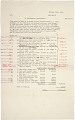 View Record of Charles Lang Freer's purchase of ten Chinese paintings, four pieces of jade, and three pieces of pottery from K. T. Wong digital asset: Record of Charles Lang Freer's purchase of ten Chinese paintings, four pieces of jade, and three pieces of pottery from K. T. Wong