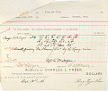 View Record of Charles Lang Freer's purchase of 15 Chinese paintings from the Pang Laichen Collection. December, 1916 digital asset number 1