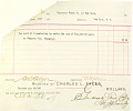 View Record of Charles Lang Freer's purchase of multiple pieces of Chinese jade, pottery, and paintings from Seaouke Yue digital asset: Record of Charles Lang Freer's purchase of multiple pieces of Chinese jade, pottery, and paintings from Seaouke Yue