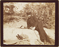 View Photographs of Charles Lang Freer in the Catskills, 1889 digital asset number 0