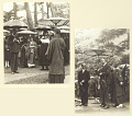View Photographs of memorials and memorial ceremonies to Charles Lang Freer in Kyoto; photographs of Freer's death mask, and a sketch of the deceased Freer by Katharine Nash Rhoades 1919-1930 digital asset number 6
