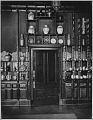 View Photographs of the Peacock Room in Charles Lang Freer's house in Detroit, 1908 digital asset number 3