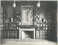 View Photographs of the Peacock Room in Charles Lang Freer's house in Detroit, 1908 digital asset number 6