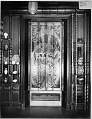 View Photographs of the Peacock Room in Charles Lang Freer's house in Detroit, 1908 digital asset number 7