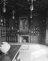 View Photographs of the Peacock Room in Charles Lang Freer's house in Detroit, 1908 digital asset number 14