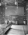 View Photographs of the Peacock Room in Charles Lang Freer's house in Detroit, 1908 digital asset number 15