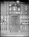 View Photographs of the Peacock Room in Charles Lang Freer's house in Detroit, 1908 digital asset number 17