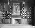View Photographs of the Peacock Room in Charles Lang Freer's house in Detroit, 1908 digital asset number 19