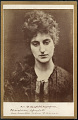 View Julia Margaret Cameron photographs of Christina Spartali, ca. 1865-1870 digital asset number 0