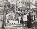 View Fenollosa memorial service 1909 digital asset number 6