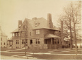 View Freer House Detroit digital asset: Photographs of Charles Lang Freer's house in Detroit