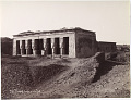 View Photographs of Egypt collected by Charles Lang Freer undated digital asset number 6