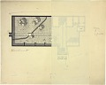View Mosul (Iraq): Private House: Penciled Ground Plan [drawing] digital asset number 1