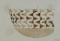 View D-437, D-438, D-439, D-440, D-441, D-442, D-443, D-444, D-445: Excavation of Persepolis (Iran): Reconstruction of Pottery with Painted Patterns: Nine Conical Bowls with Geometrical Ornaments, from Prehistoric Mound of Tal-i Bakun (PPA) digital asset: Excavation of Persepolis (Iran): Reconstruction of Pottery with Painted Patterns: Nine Conical Bowls with Geometrical Ornaments, from Prehistoric Mound of Tal-i Bakun (PPA) [drawing]