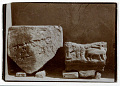 View Excavation of Samarra (Iraq): Two Firebrick Fragments with Inscription and Animal Design digital asset: Excavation of Samarra (Iraq): Two Firebrick Fragments with Inscription and Animal Design
