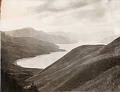 View Still Prints of Asia: View of Lake Ashi and Mountains at Hakone, Japan digital asset: Still Prints of Asia: View of Lake Ashi and Mountains at Hakone, Japan
